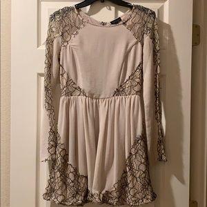 Top shop dress size 4